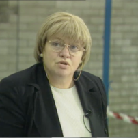 Dr. Mo Mowlam, Secretary of State for Northern Ireland